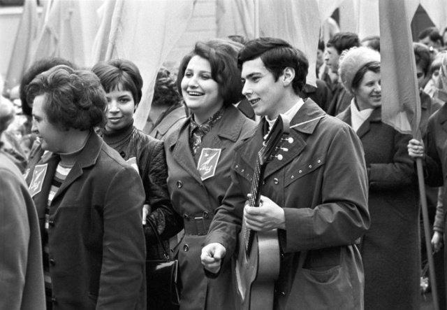 Атмосфера СССР 70-х годов