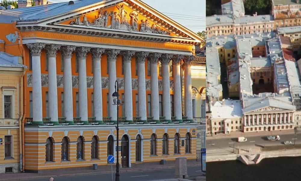Засыпанный Санкт-Петербург. Часть 1