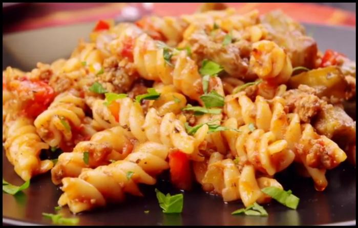 На ужин - простое и вкусное блюдо