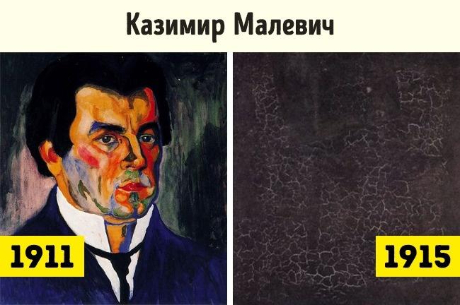 20 картин для тех, кто говорит про модернистов: «Пфф, да я тоже так могу!»