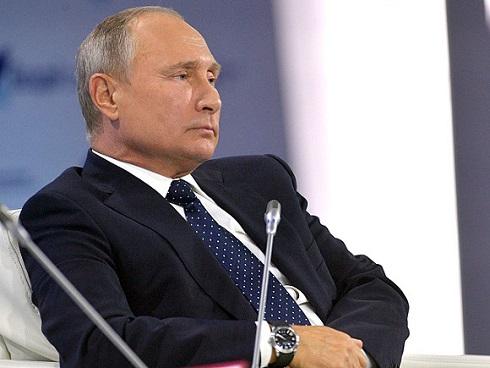 Почему Путина в рай потянуло?