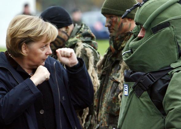 Учения НАТО или Россия всех сильнее...