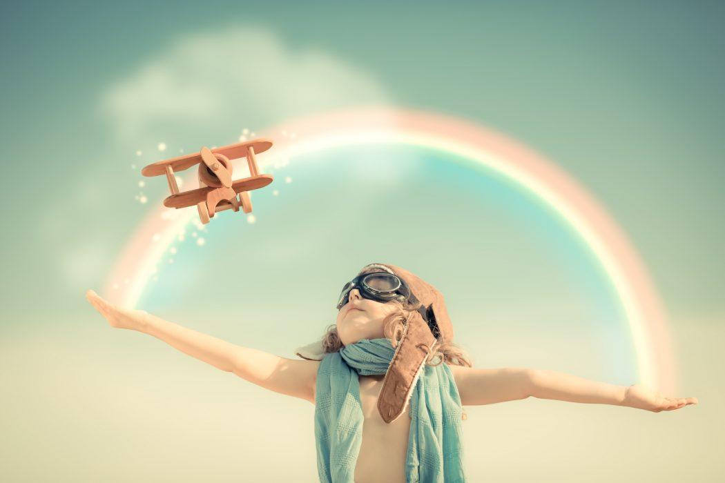 Как хорошо уметь мечтать!