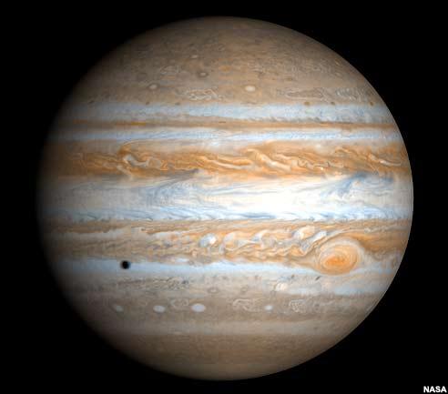 Планета - гигант - Юпитер