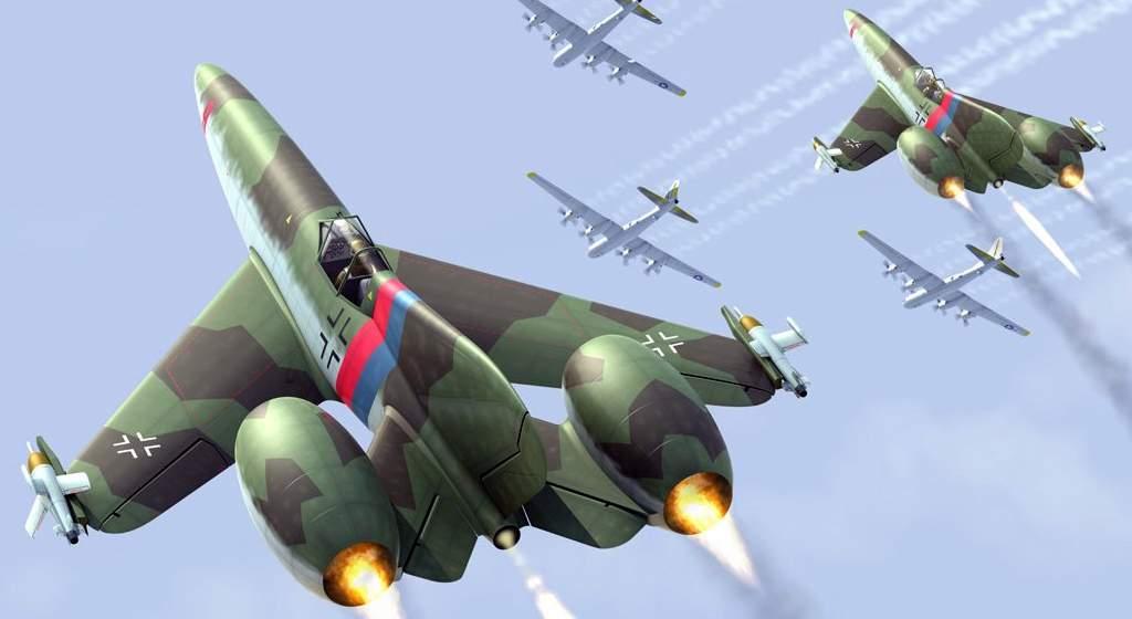 Самолёты Третьего рейха: могли ли немцы обогнать время?