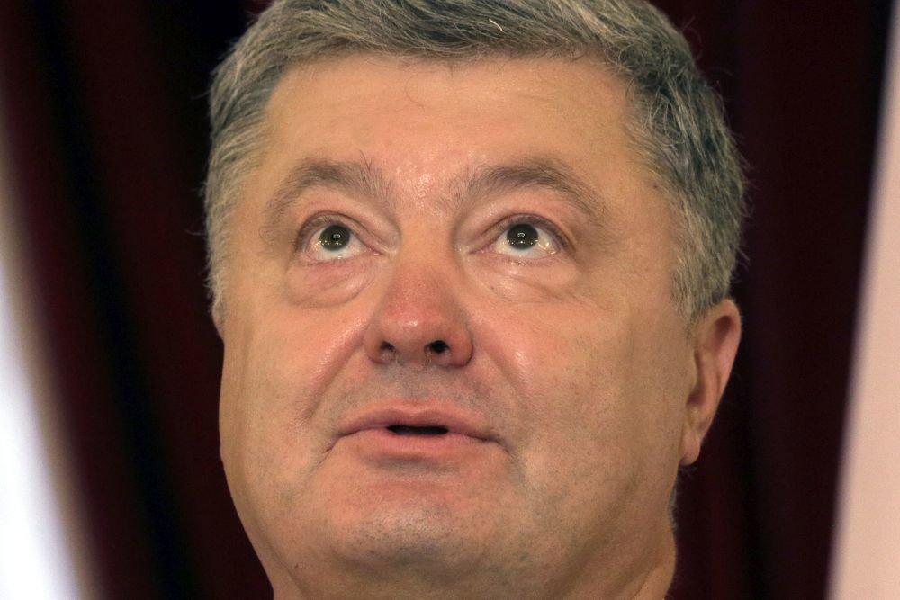"Порошенко высмеяли за пост о юбилее советского самолета ""Мрия"""