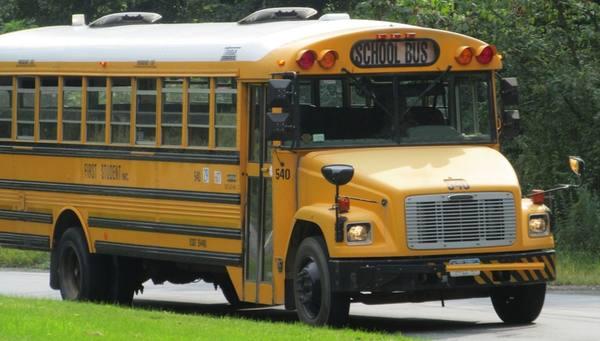 В США водителя автобуса арестовали за уроки вождения для школьников