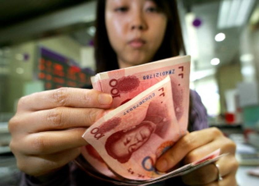 Средняя зарплата в Китае стала больше, чем в России