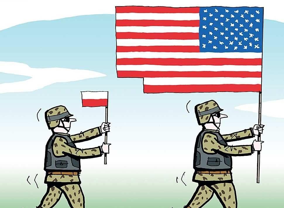Польша собирается задействовать армию партизан в случае войны с Россией