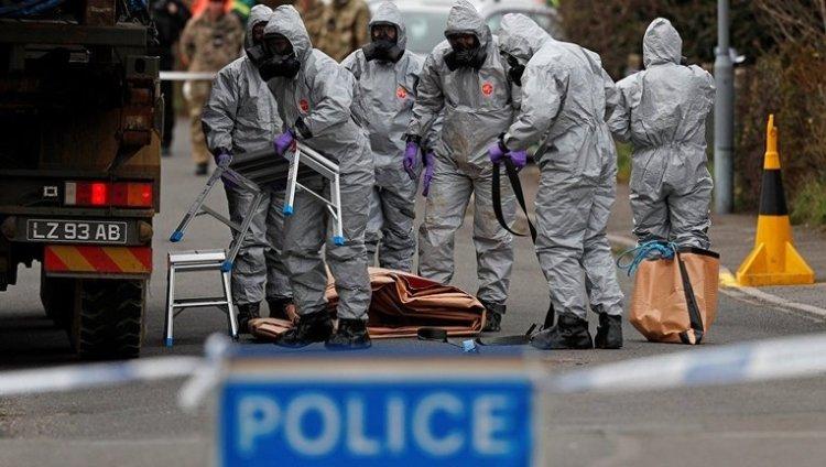 Полиция Британии выяснила, к…