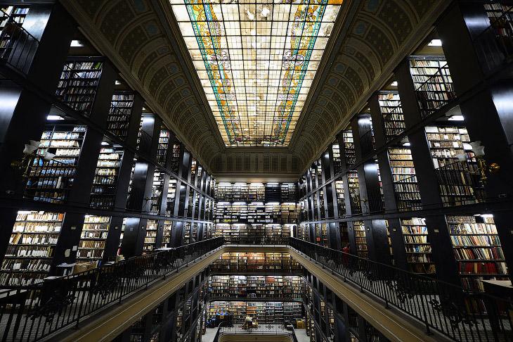 Необычные библиотеки мира