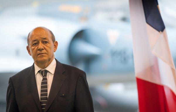 Жан-Ив Ле Дриан о малоизвестных подробностях войны против ИГИЛ