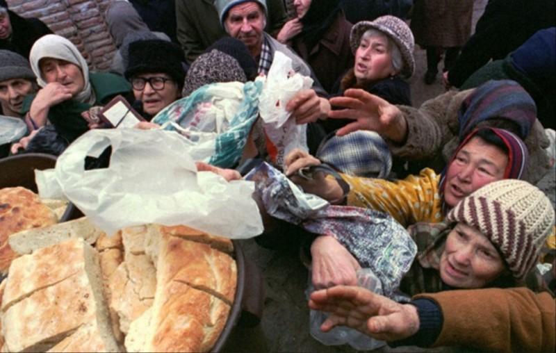 Всемирный банк: 72,2% людей на Земле живут в нищете