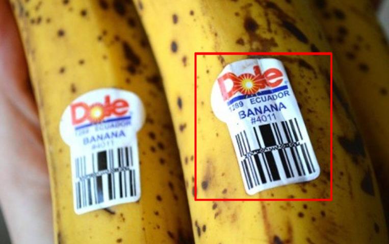 Знаете ли вы, что означают эти наклейки на фруктах? наклейка, фрукты