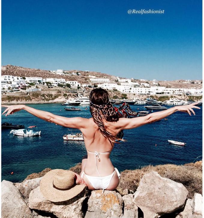 Жаклин (Zaklina). Фото: Instagram / @realfashionist