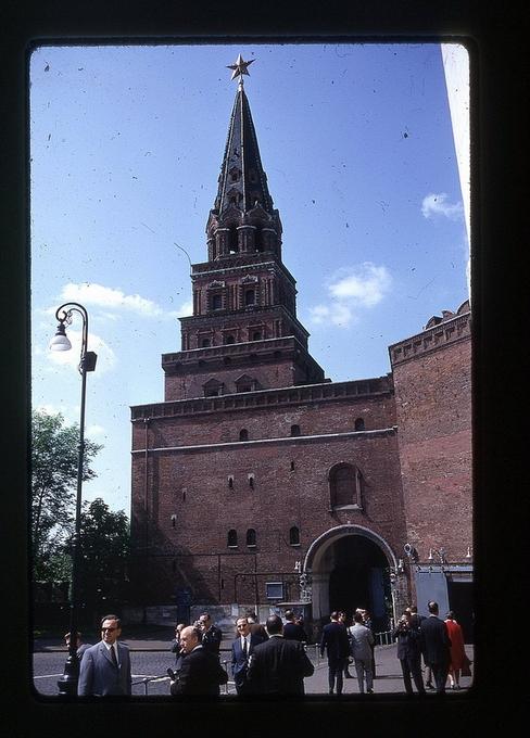 Москва в 1969 году