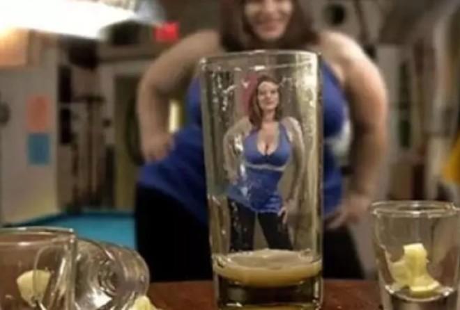 Почему это правда, что не бывает некрасивых женщин, если с водкой - все в норме
