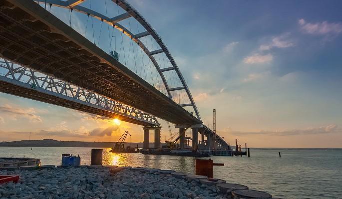 День падения Крымского моста…