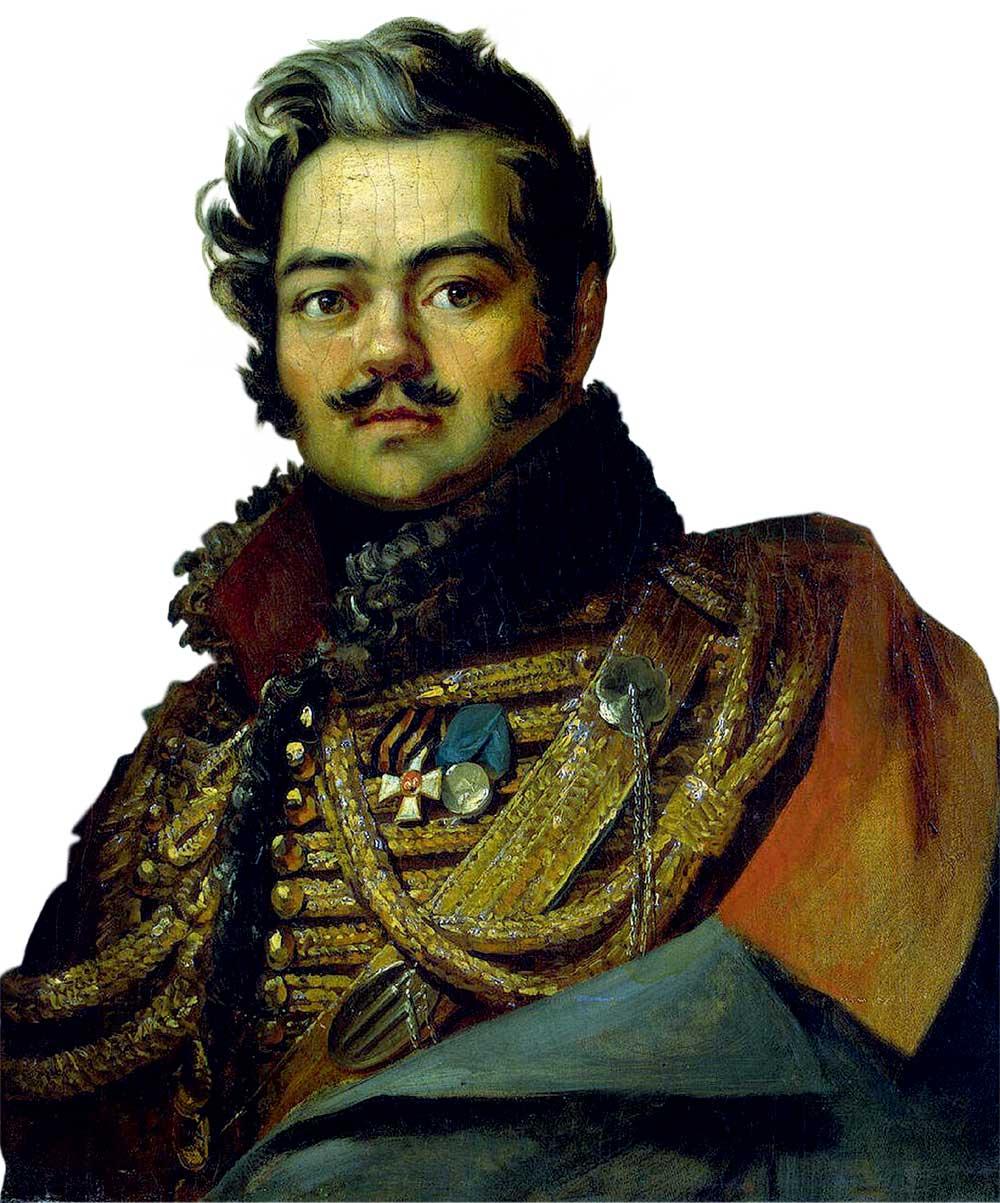 Картинки полководца дениса давыдова 4