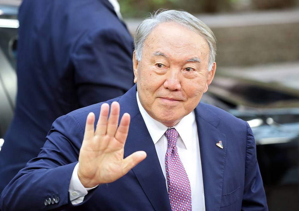 Назарбаев еще вернется на президентский пост