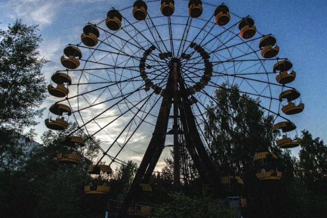 Что скрывается в подвалах Чернобыля