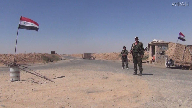 Сирия: «Силы Тигра» получили…