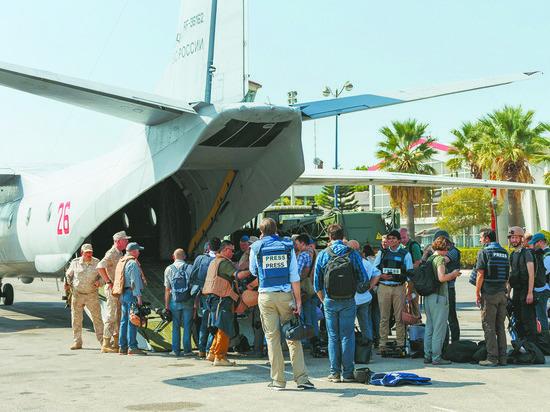 Клюет носом: военный летчик озвучил версию авиакатастрофы Ан-26 в Сирии