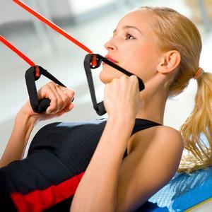 Тяни резину: самые эффективные упражнения с эспандером для женщин