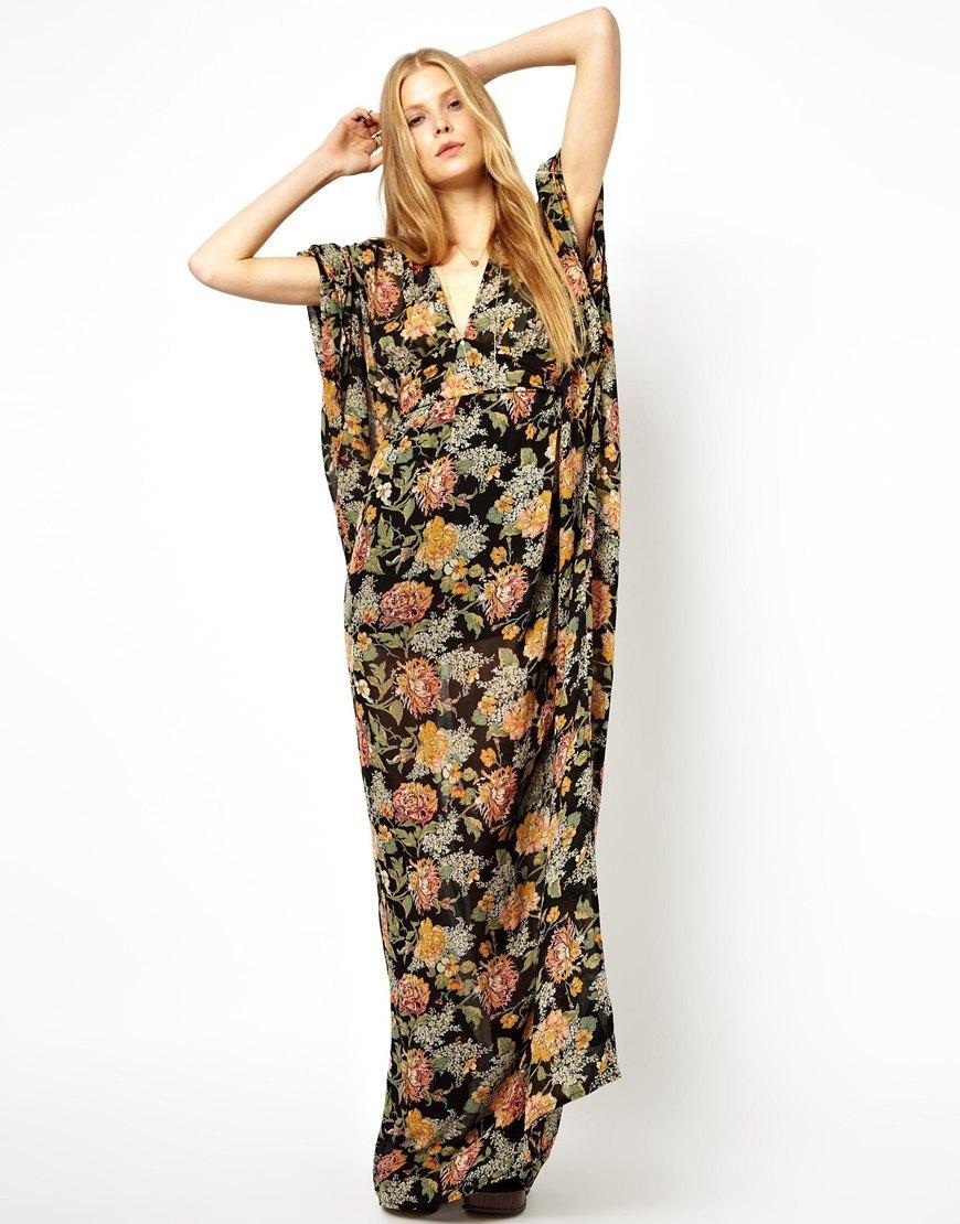Купить платье кимоно в москве