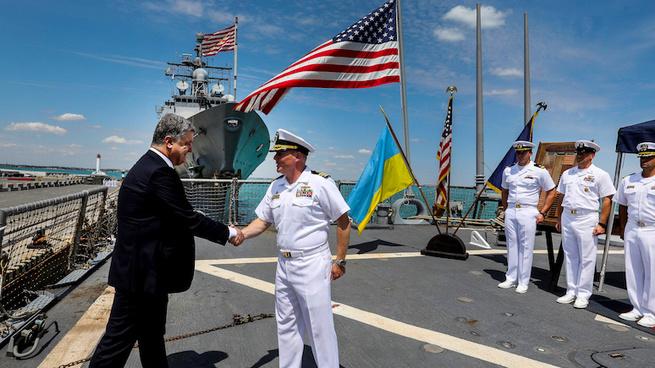 Interia: Порошенко рассказал, как американский уголь спас Украину от «российского шантажа»