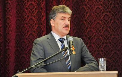 Президиум ЦК КПРФ рекомендовал выдвинуть Грудинина на выборы-2018
