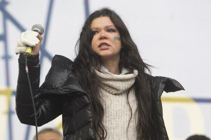 Певица Руслана назвала украи…