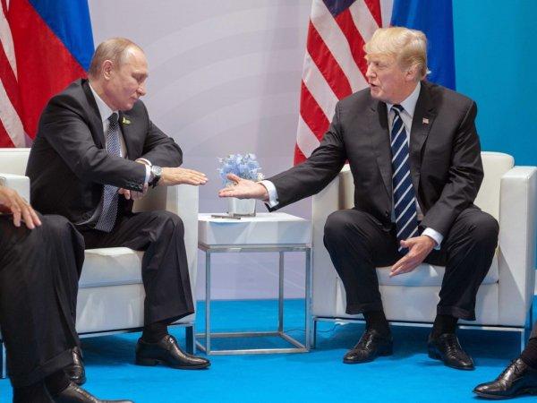 Трампу предстоит большой разговор с Путиным