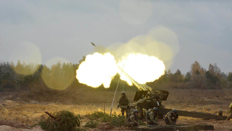 ВСУ нарушают «рождественское перемирие» в ДНР
