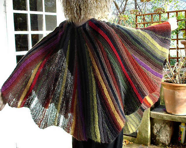 Азы «swing-knitting» - поворотного вязания. Мастер - класс