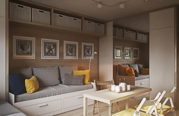 Свежие дизайны квартир