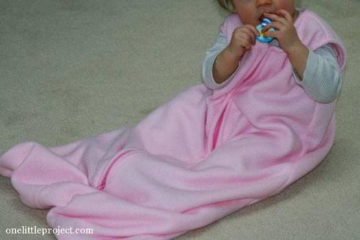 ИГОЛКА С НИТОЧКОЙ. Шьем детский спальный мешок