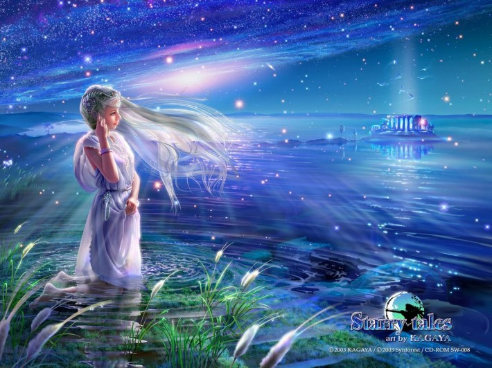 Звездное фэнтези Yutaka Kagaya