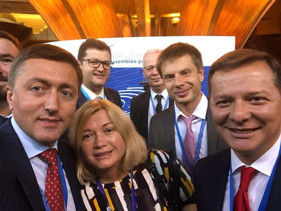 Юлия Витязева:  Хор Швондера в ПАСЕ