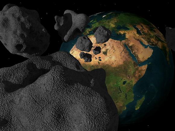 NASA: К Земле со скоростью 6…