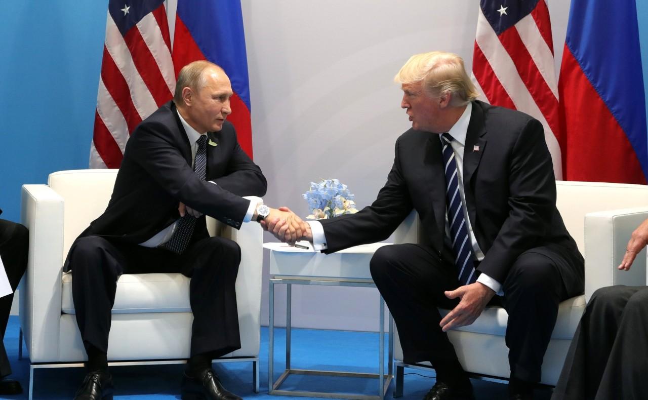 трамп и путин встреча 7 июня для собак схема