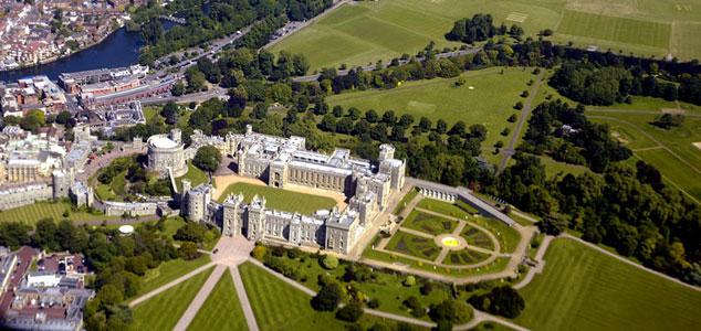 Самые известные замки Англии