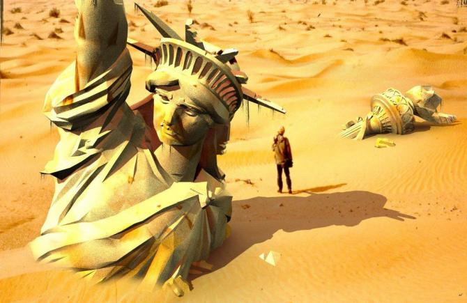 Запад умирает вместе со своими богами