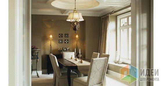Комод или консольный столик будет отлично смотреться в неглубокой нише, интерьер Tdswanburg Design