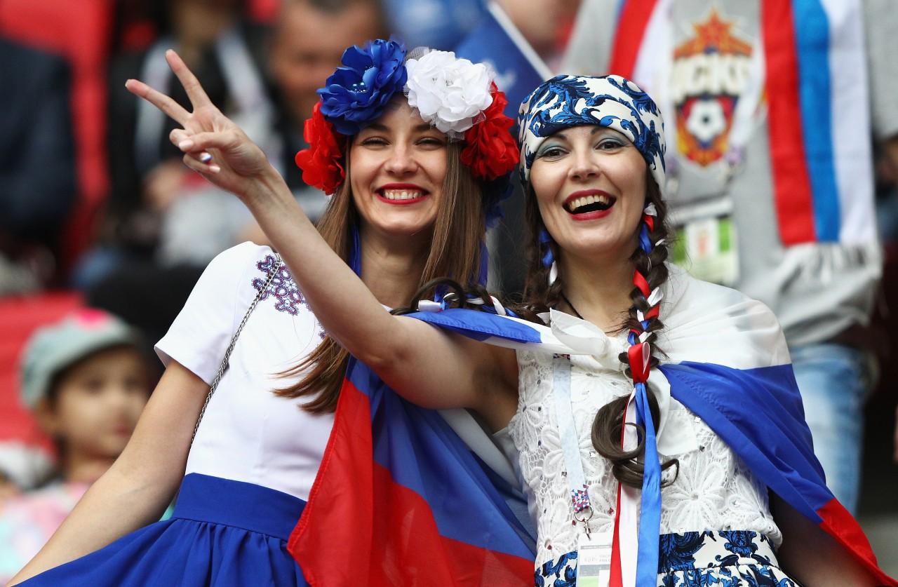 «Русские рушат стереотипы». …