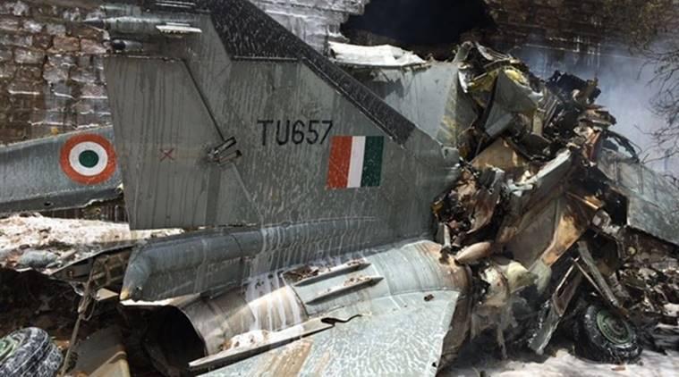 За три года вооруженные силы Индии потеряли в катастрофах 37 самолетов и вертолетов