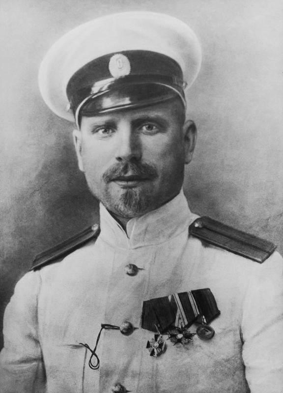 Герой Арктики - Георгий Седов