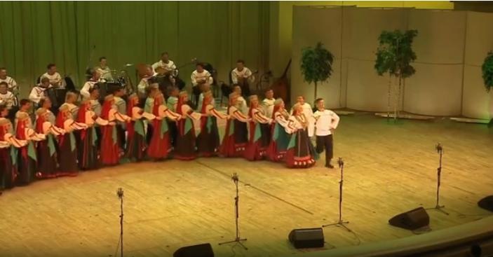 Хор имени М.Е. Пятницкого - Концерт