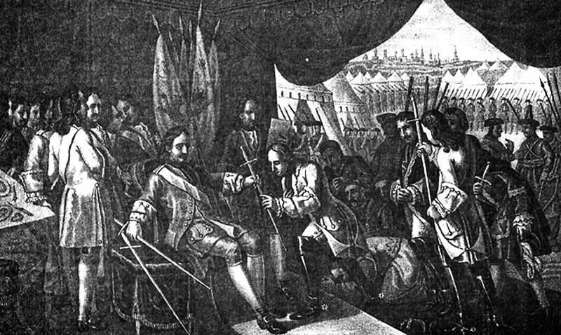 Как генерал Шлиппенбах двум государям служил