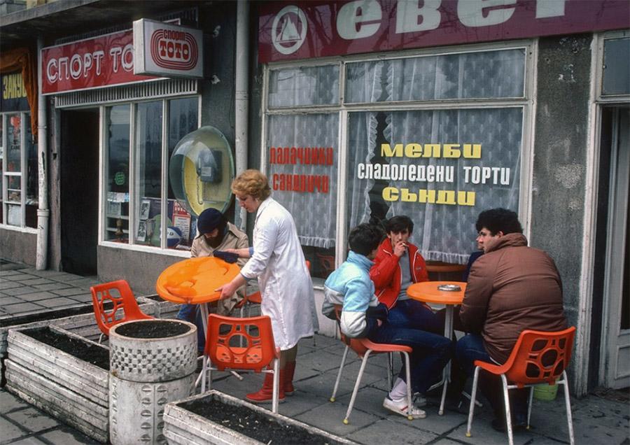 Про что написать из Болгарии?